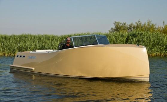 Retro Cruiser Dutch Build