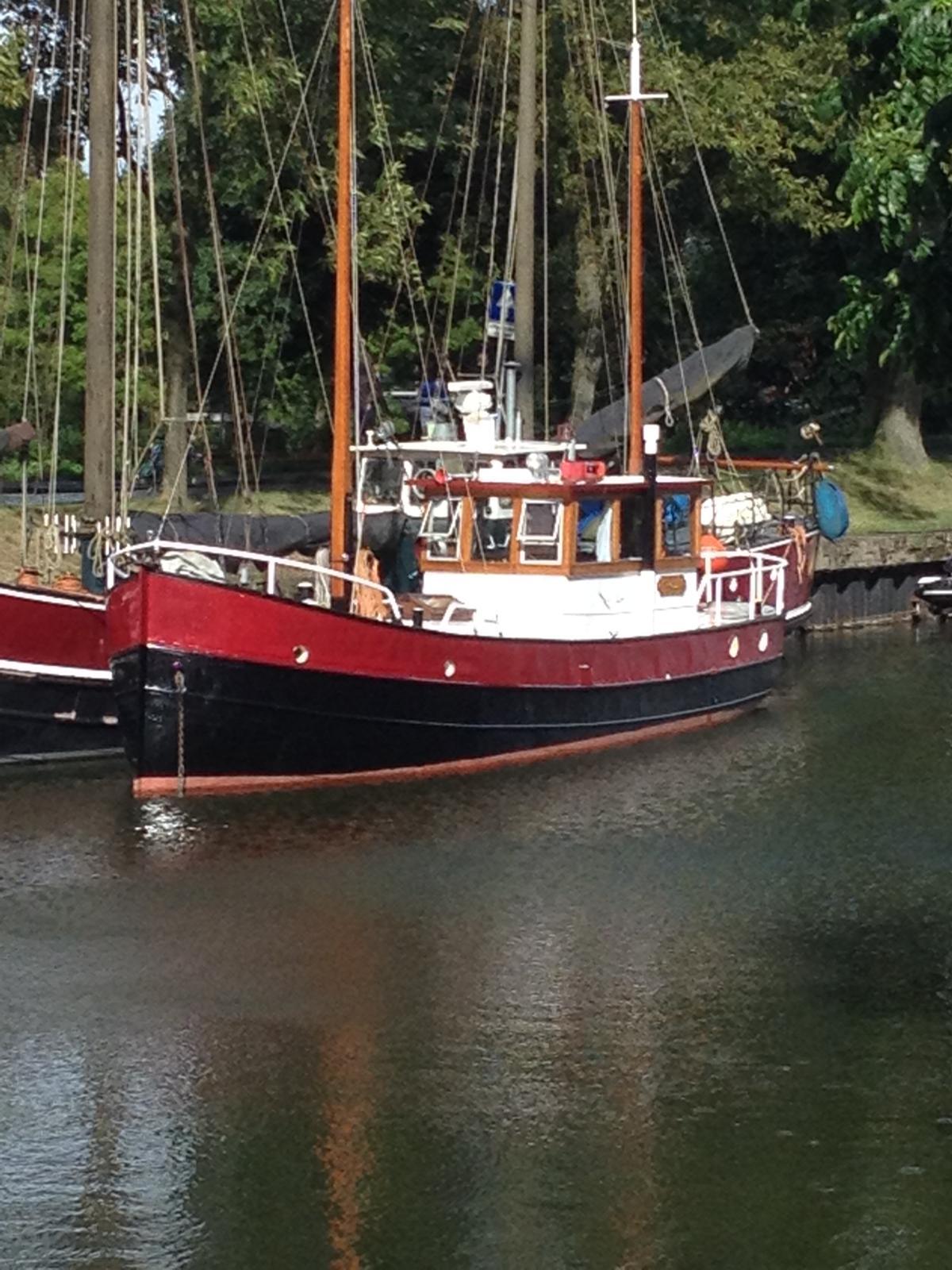 IJsselmeer Kotter EH 8